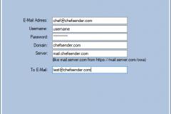 Serversetting Exchange Server (OWA/EWS)